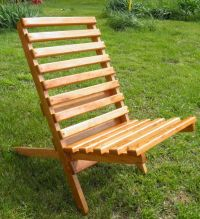 Civil War Folding Camp Chair Plan | Rendezvous | Pinterest ...