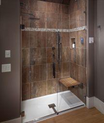 Sycamore Bathroom. Mti Barrier-free Shower Base