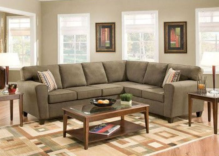 American furniture temperance microfiber sectional also house