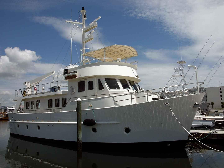 Trawler Yachts Used Trawler Yachts Craigs List Used