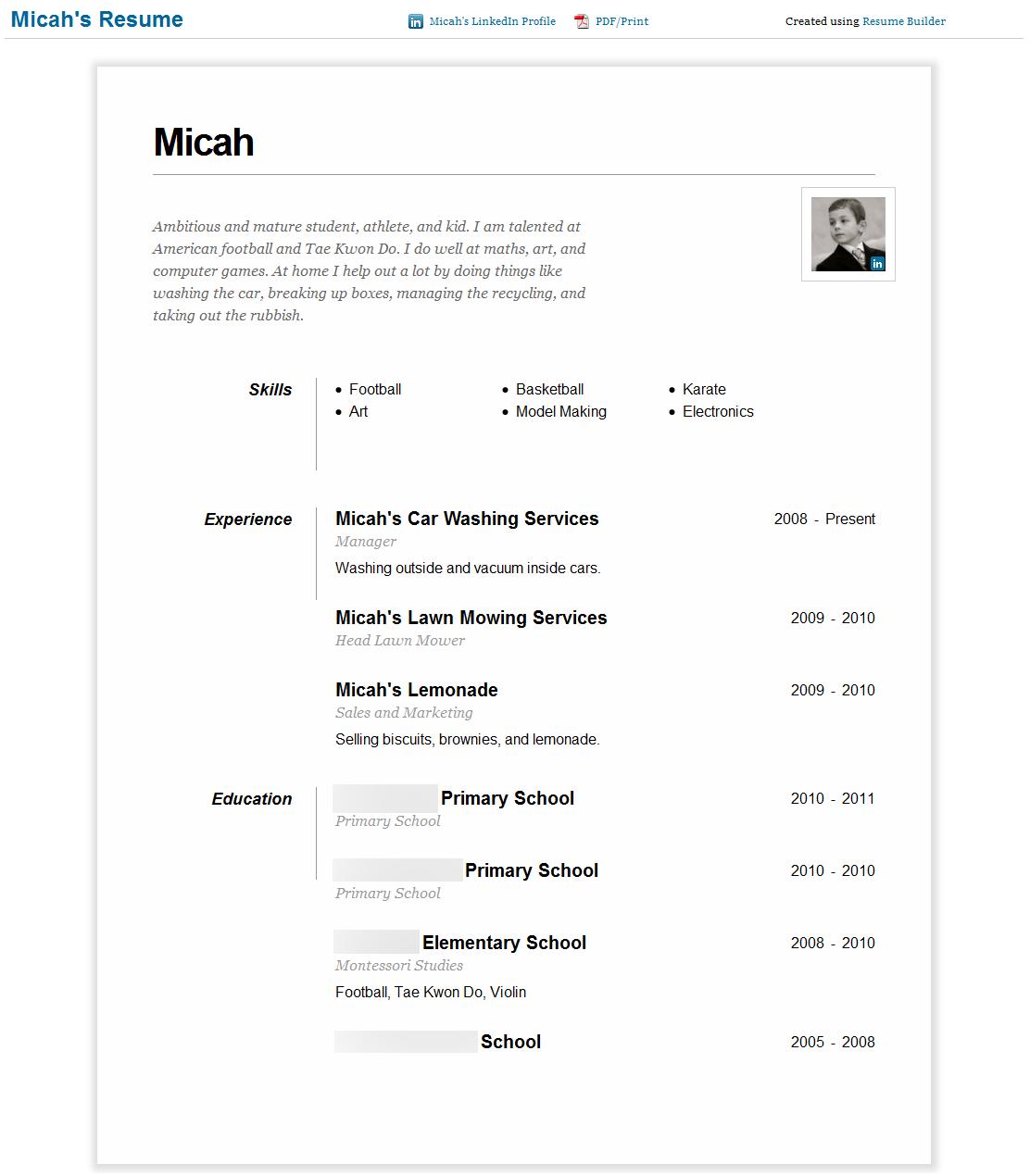En Resume Linkedinlabs Com Tenemos La Opción Oficial De Linkedin