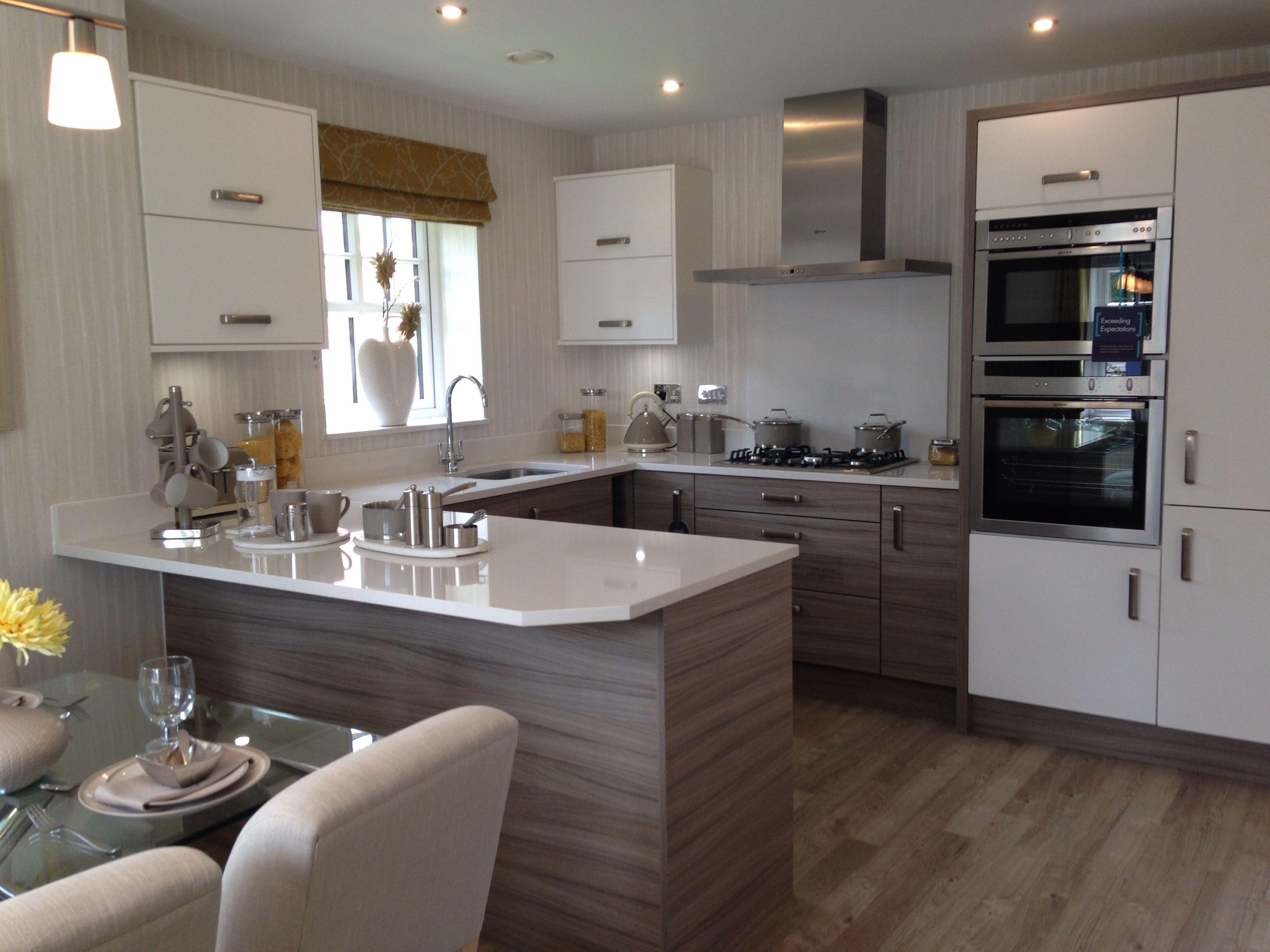 Morris Show Home Kitchen  Bollington 2 Special