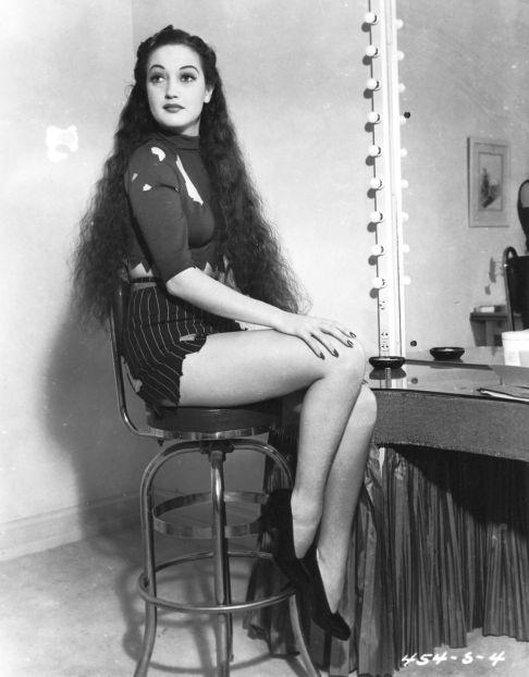 Dorothy Lamour 1940