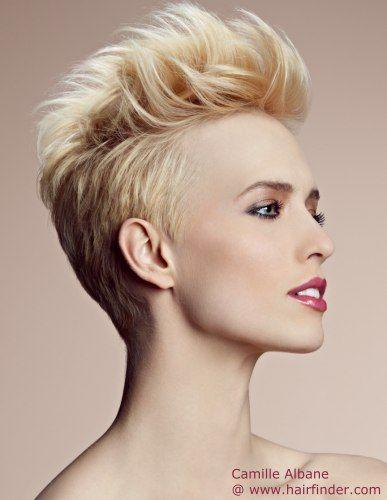 Fabulous Kurze Frisuren Für Thin Haar Bilder 2015 Check More At