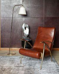 masculine decor + bachelor pad + mid-century modern ...