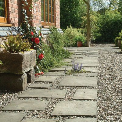 Traditional Paving Paving & Driveway Ideas Paving Designs