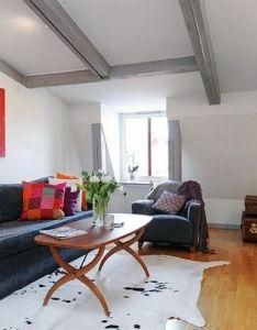 Purple orange living room also home decor pinterest rh