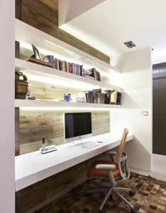 great home office ideas for small mobile homes also spaces rh pinterest