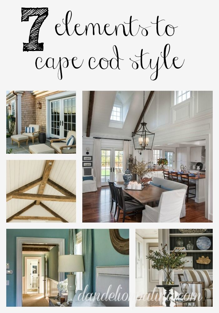 Cape Cod Style on Pinterest  Cape Cod Decorating Cape Cod Houses and Cape Cod Homes