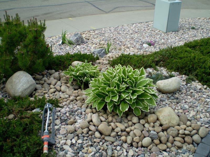 Low Maintenance Rock Garden Ideas Landscape Design Landscaping