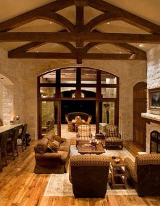 Rustic ideas for the home adorable awesome kitchen design with luxury interior in  living room unique decoration also decor pinterest rh