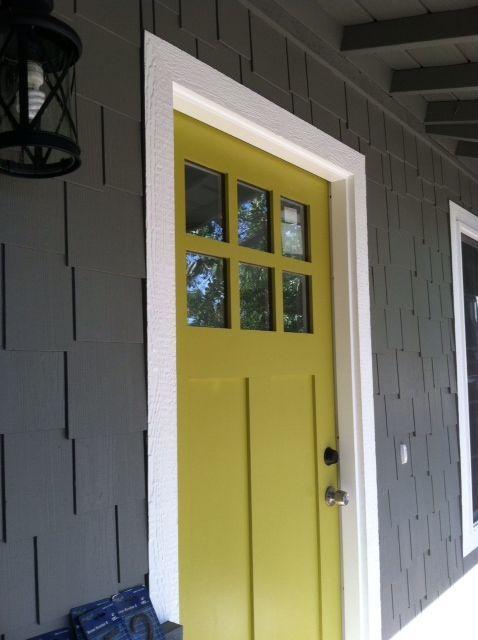 50 Beautiful Doors Front Door Paint Colors Yellow Front Doors
