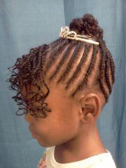 perfect birthday hairstyle twist