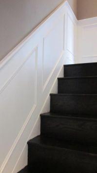 For bedroom stairs. MDF.   Stairway   Pinterest   Moldings ...