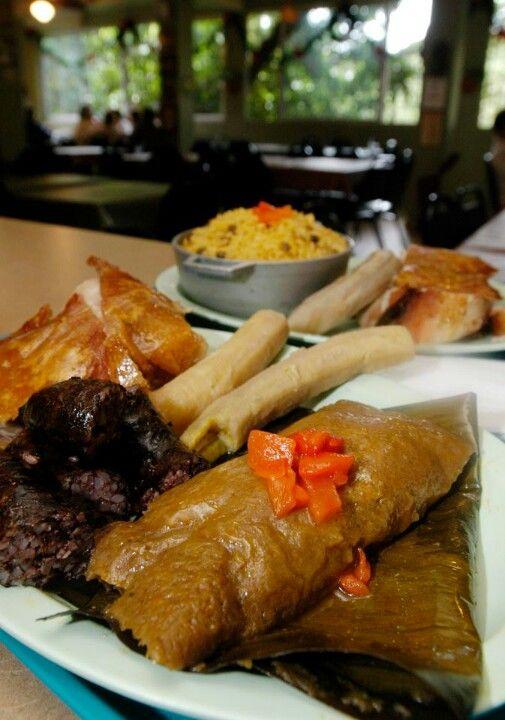 puerto rico christmas traditions dinner - Puerto Rico Christmas Traditions