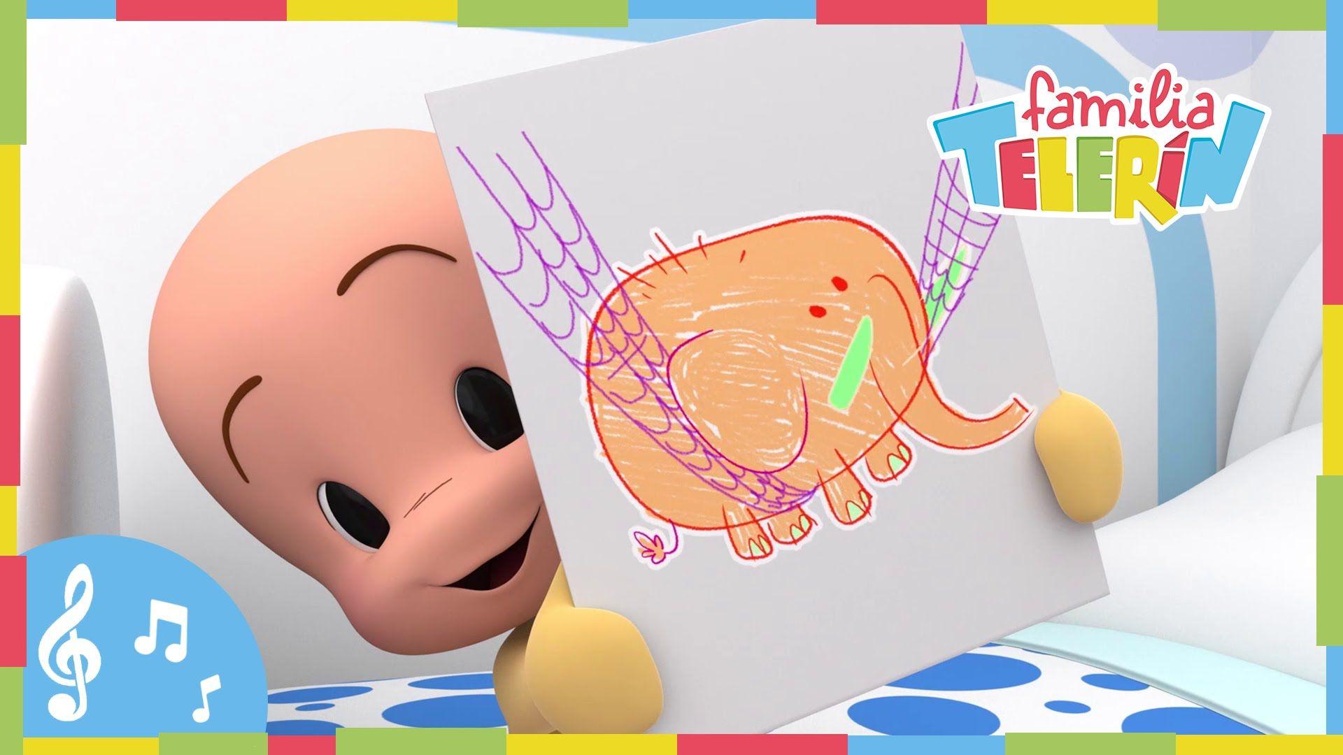 Encantador Dibujos Para Colorear De La Familia Telerin