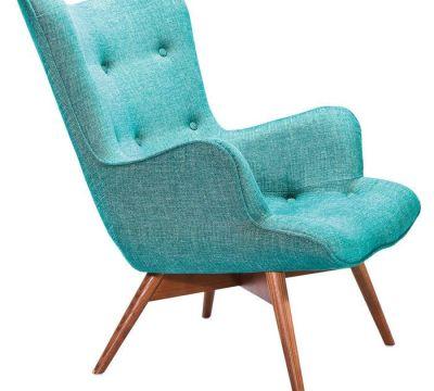 arm chair angels wings rhythm green - kare design   kare wish list