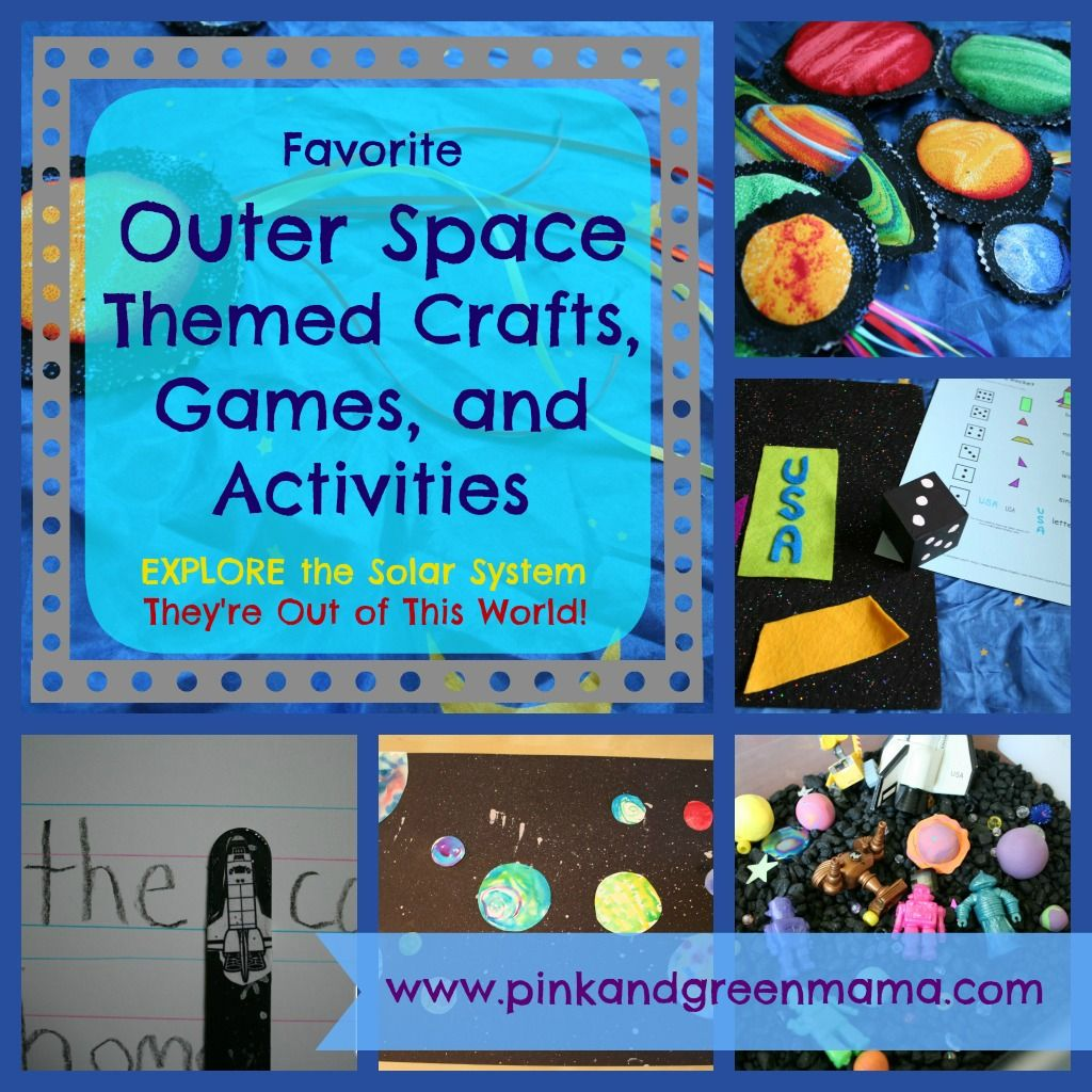 Best 25 Outer Space Theme Ideas