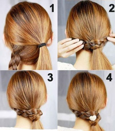 Super Easy Braids To Try Out No Stylist Required We Swear! Do
