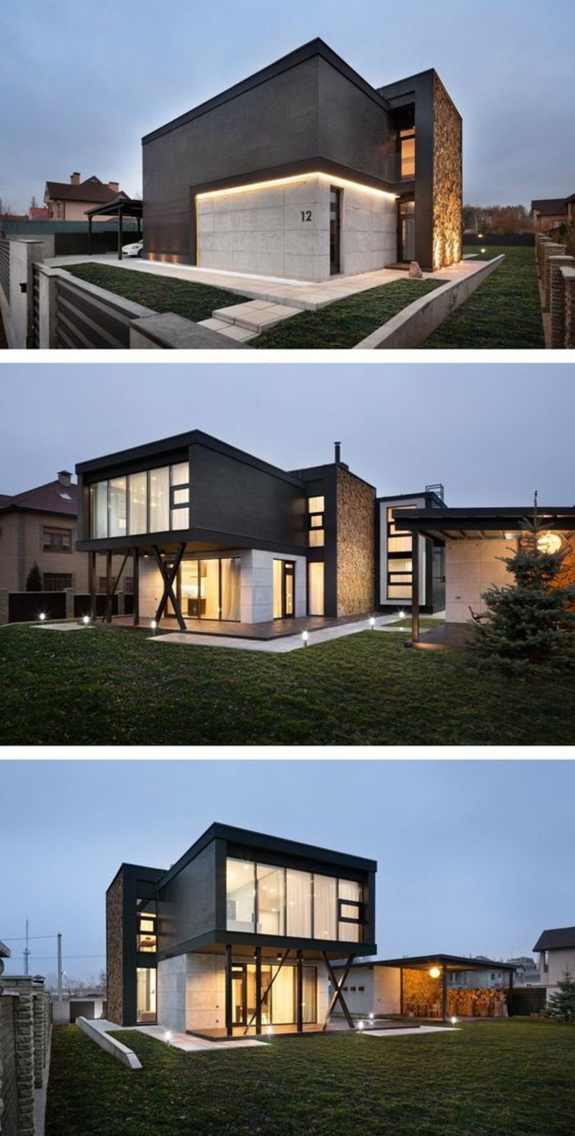 The Azumi, A Japanese Zen-Style Home By Webb & Brown-Neaves