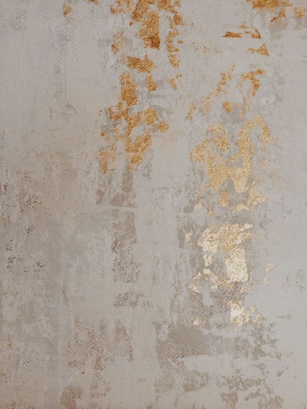 Gold Plaster Wall Paint