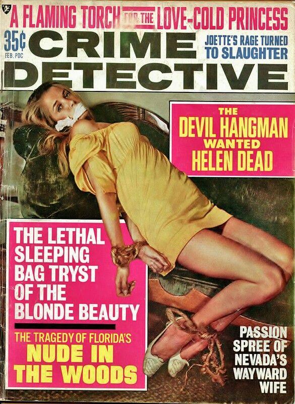 Detective Magazine Cover  Detective Magazine Covers  Pinterest  Magazine covers Magazines