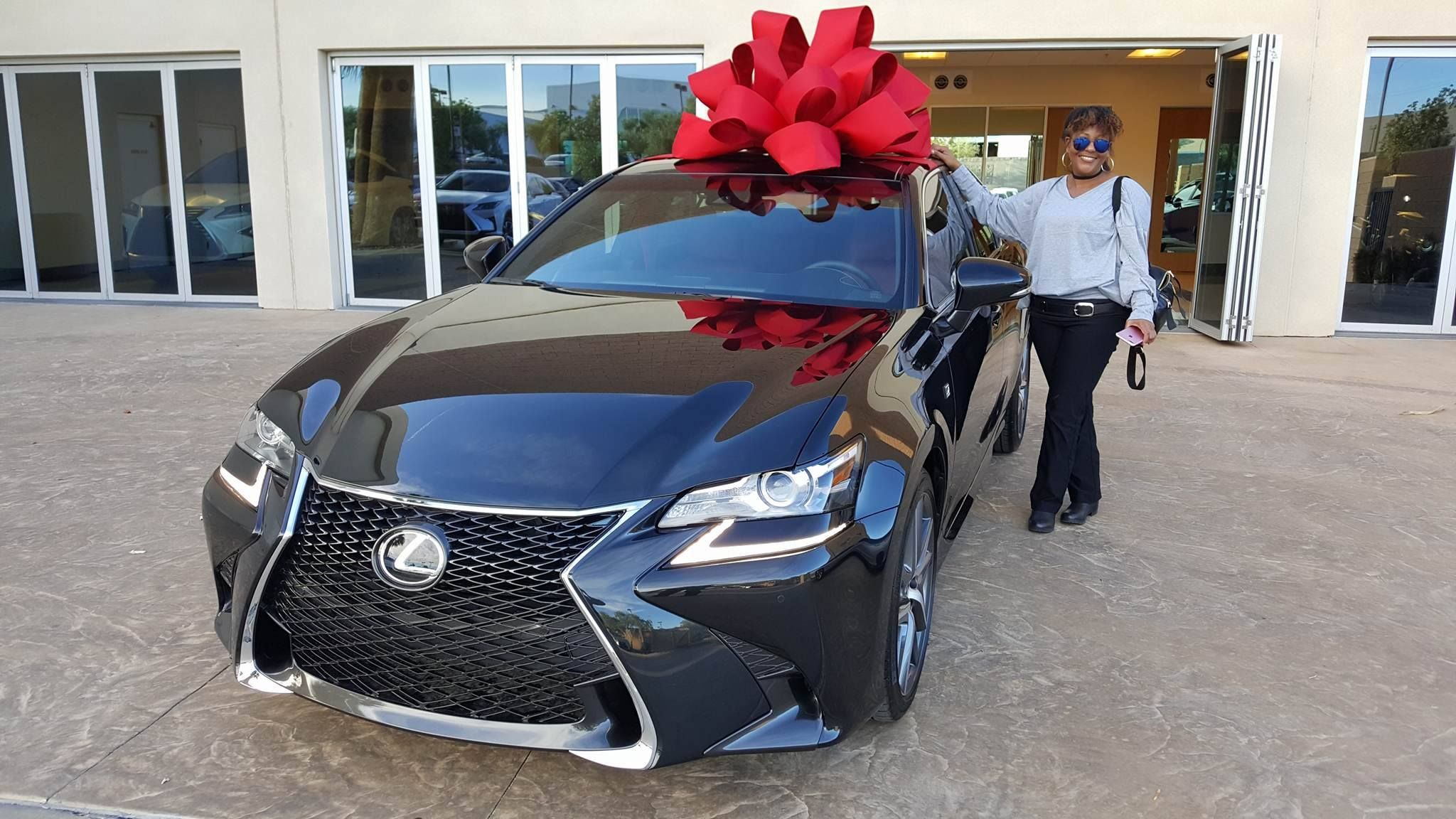 We are very pleased to announce a new member to our Lexus of