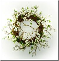 front door decorations for spring | ... Touch To Home ...