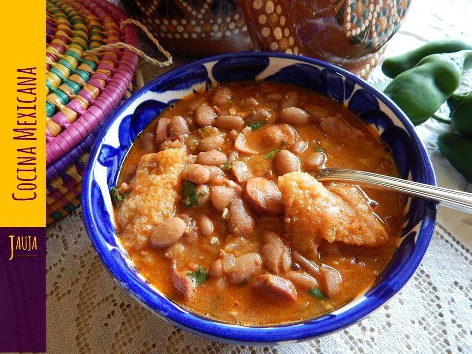 Frijoles Charros Frijoles Charros de Jauja Cocina Mexicana en la tradicin del Norte de Mxico Receta completa tcnicas pasoapaso y