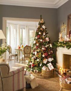 My inner landscape elmueble also navidad rojo decoracion de para sala rh pinterest