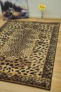 Leopard Print Area Rugs Cheap Small Extra Large Animal ...