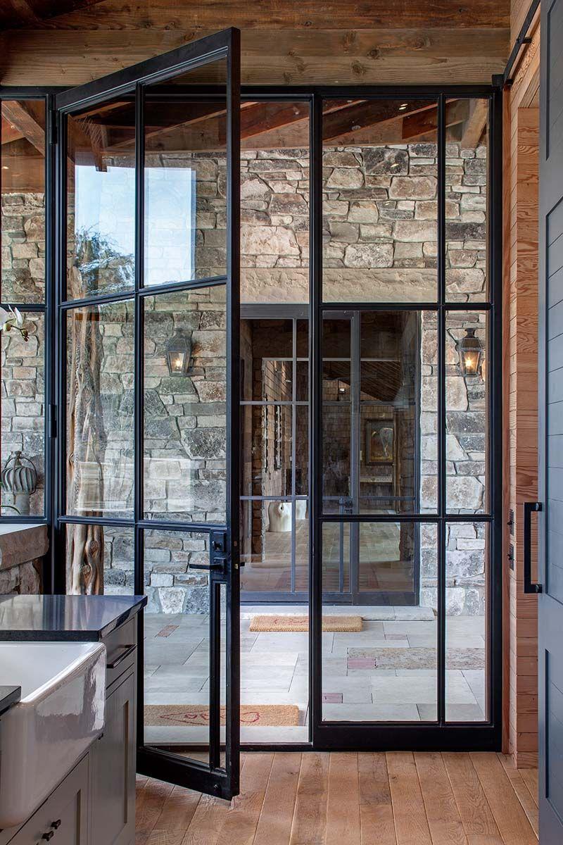 Rehme Steel windows and doors