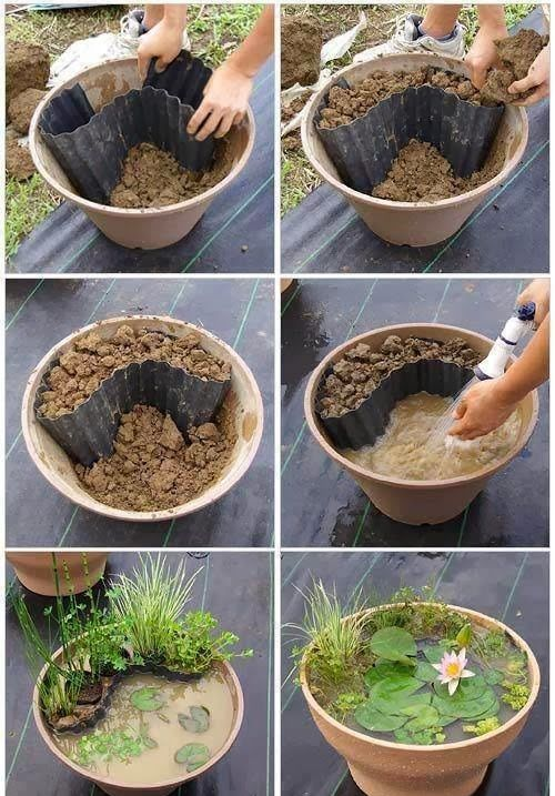 10 Wonderful And Cheap DIY Idea For Your Garden Diy & Crafts