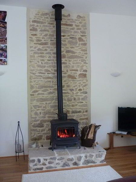 Images Wood Burner With No Chimney Google Search