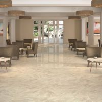 Nairobi cream floor tiles are beautiful high gloss floor