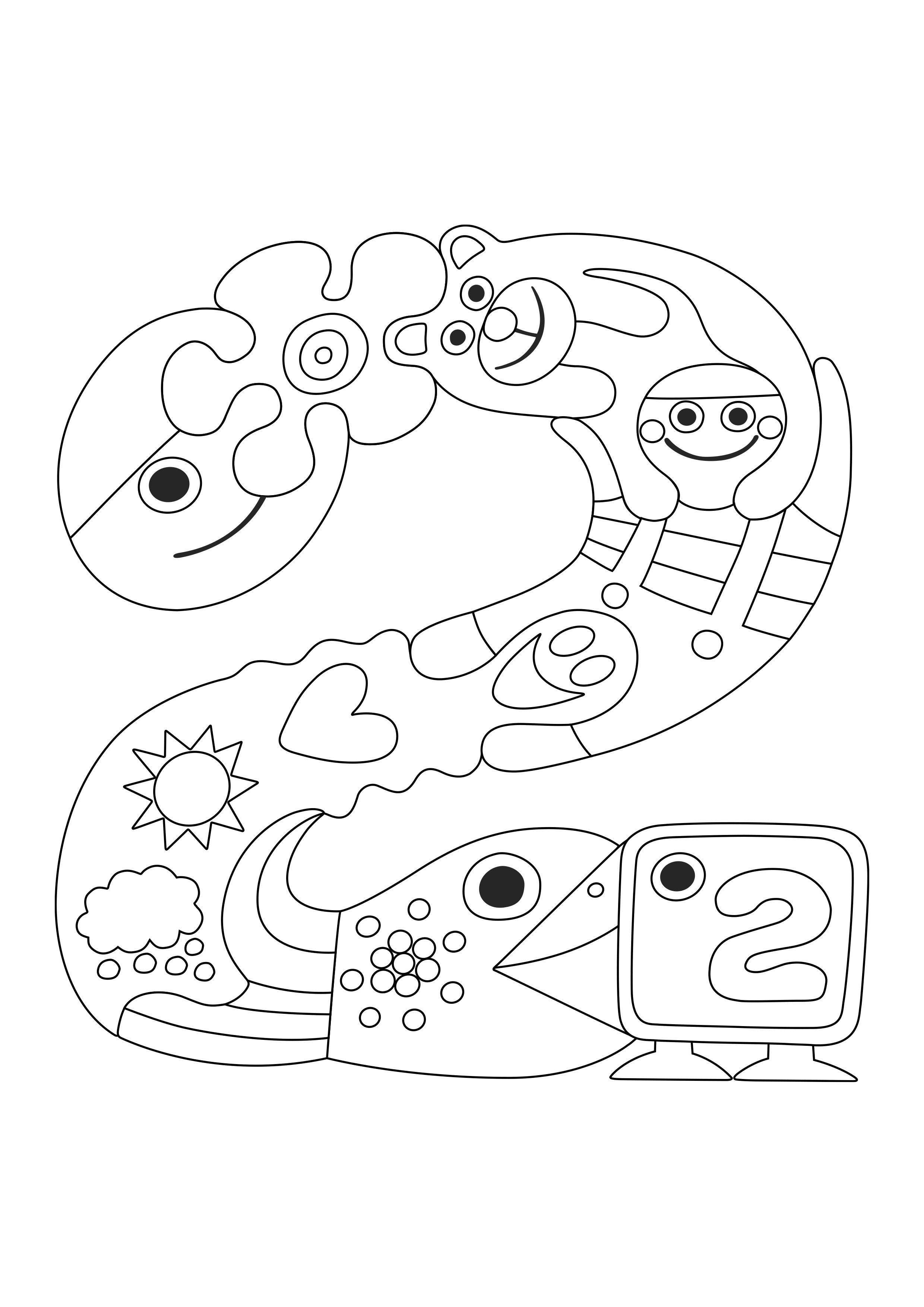 Pikku Kakkosen Logo