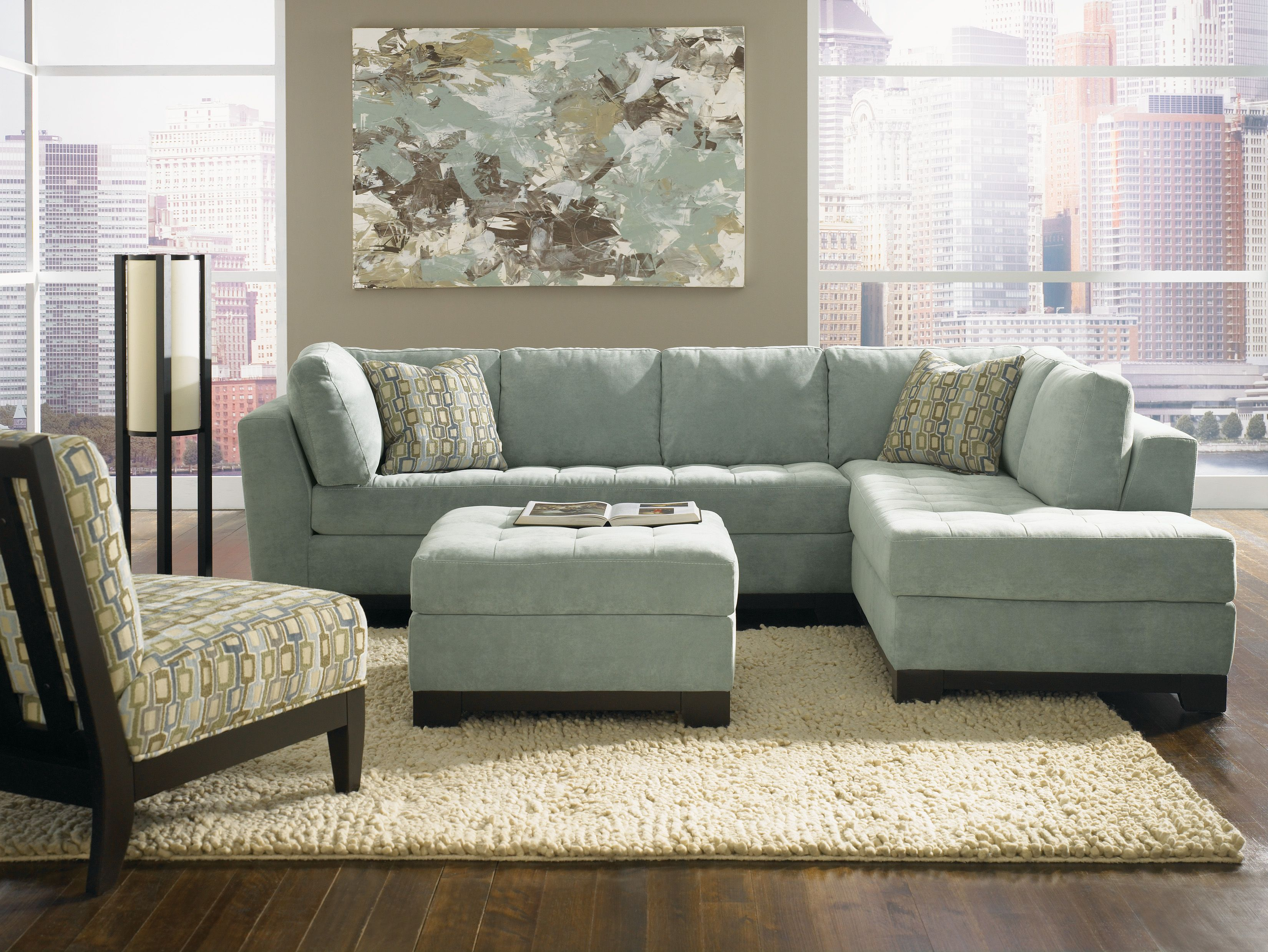 accent sofa sets re cover leather 39gabrielle 39 sectional available with raf or laf chaise