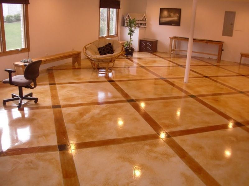 stain floors  Flooring from Build12  Want More Than A