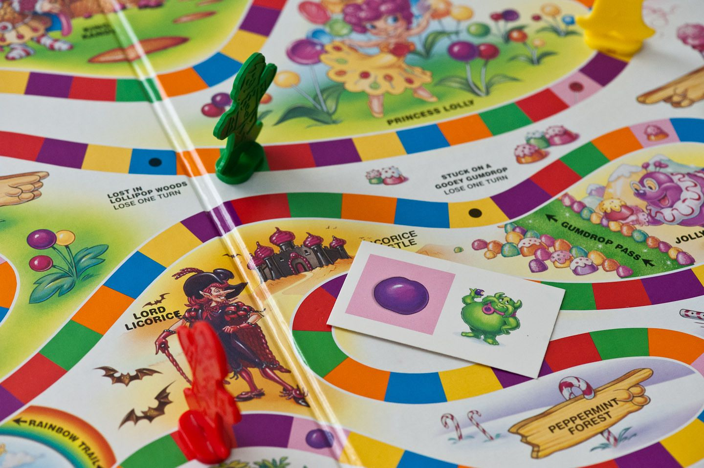 Free Printable Candyland Templates Candyland Game Board Template