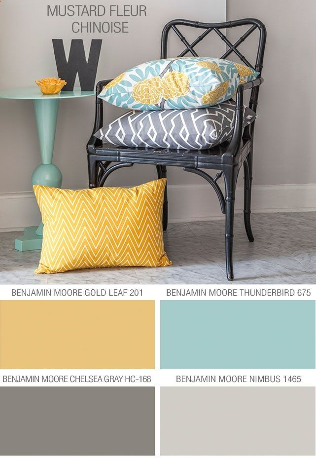 Color scheme for my living room  am really liking the grey yellow turquoise tones decor house pinterest and rooms also rh