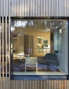 Gallery of mk house ortraum also galleries and architecture rh pinterest