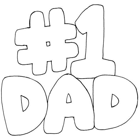 Desktop Background Wallpapers: I Love You Dad Coloring