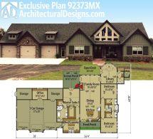 Plan 92373mx Exclusive 3 Bedroom Mountain Retreat House