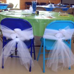 Metal Chair Covers Wedding Rubbermaid High The Chairs Are Brown Folding Was Thinking Of
