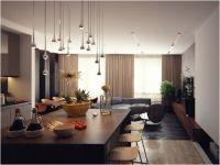 prchtig modern Wohnzimmer Designs leuchter kcheninsel ...