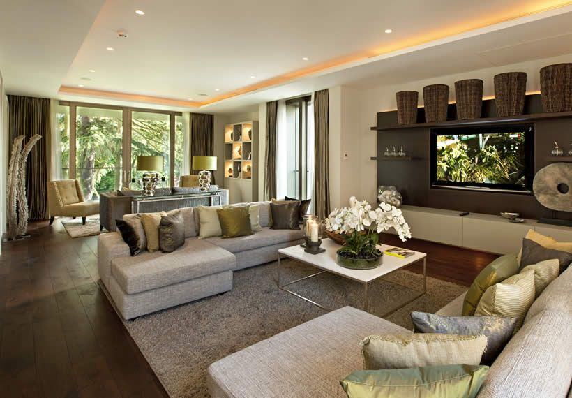 Wall Decor For Living Room House Plans And Home Designs