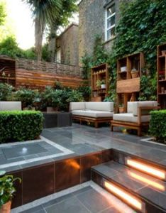 Phil nixon design nottinghill so much has been worked into this small city garden that makes for  beautiful yet functional outdoor space od also private backyard home pinterest urban gardens and rh