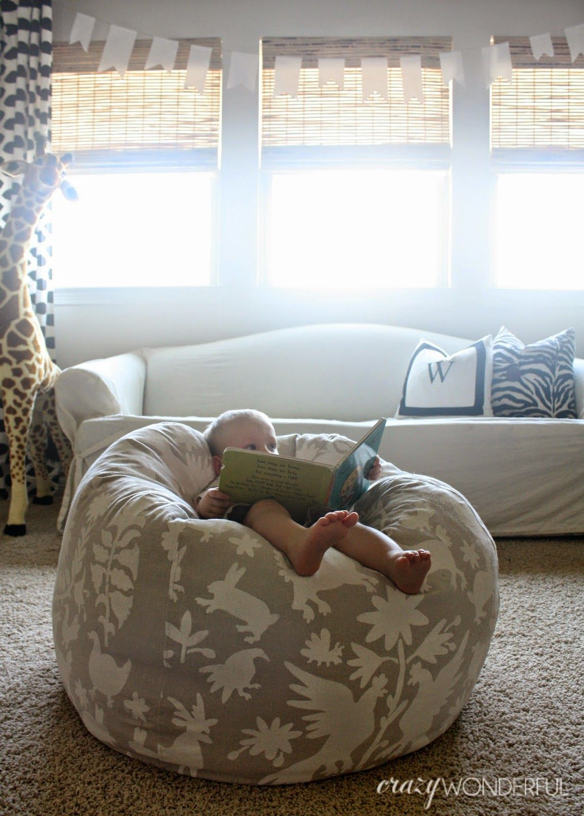 cheetah print bean bag chair best toddler table and set uk crazy wonderful otomi diy c r a