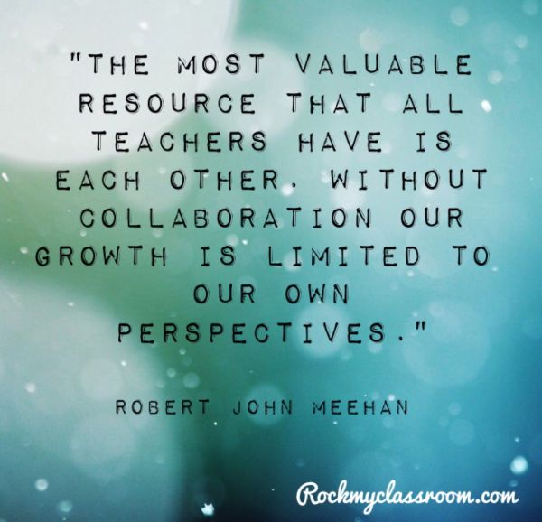 Teachers Professional Learning Quote