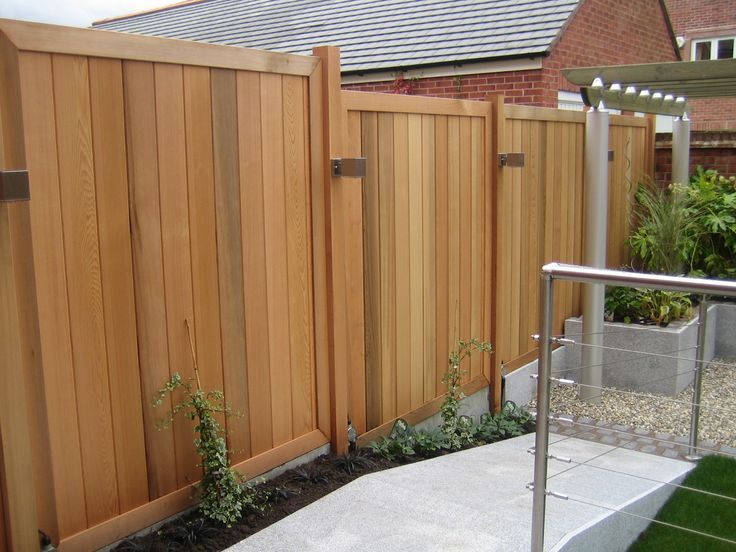 15 Must See B&q Fence Panels Pins